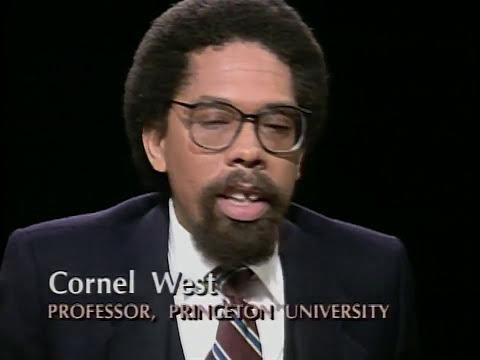 Cornel West interview (1992)