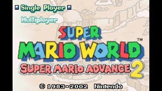 Super Mario Advance 2 With Improvement Patches - World 7