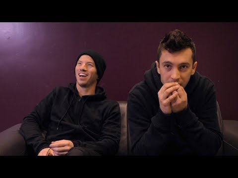 Twenty One Pilots interview - Tyler Joseph & Josh Dun (2019)