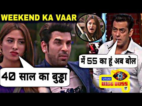 Weekend ka Vaar Salman khan Slams Mahira & Paras for MisBehaviour with Siddharth shukla Mp3