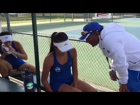 Fountain Valley High School Girls Tennis (11-20-2017)