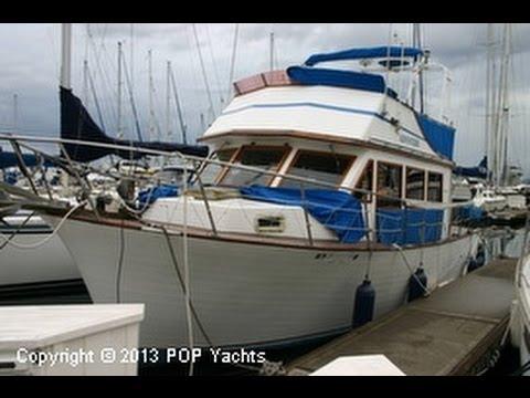 [UNAVAILABLE] Used 1981 North Sea 30 Trawler in Seattle, Washington