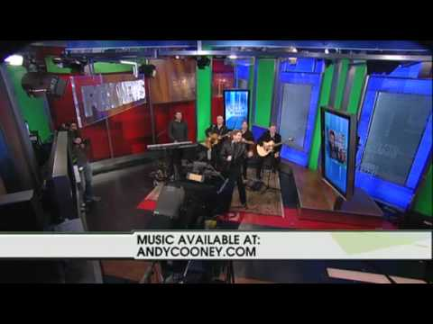 Andy Cooney performs on FOX & Friends, part 2