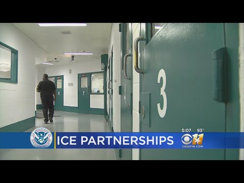 Tarrant County Jail, 17 Others In Texas Ink Deal With ICE
