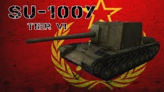 World of Tanks 8 4 update SU 100Y HD
