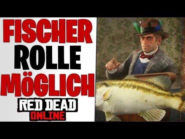 FISCHER ROLLEN ERWEITERUNG MÖGLICH - Nächstes Update & Zukunft | Red Dead Redemption 2 Online