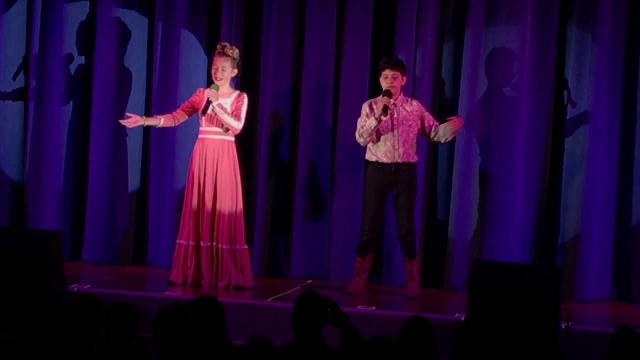 Alexandra Leona Bryant Child Singing Star