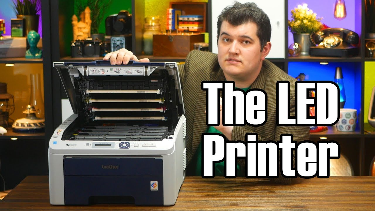 LED Printers: The Common Printing Tech You Haven't Heard Of
