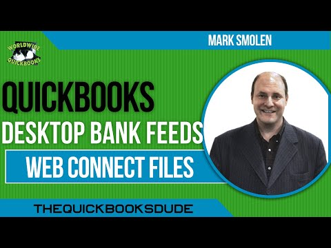Importing Bank Statements into QuickBooks using PDF Bank