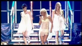 Atomic Kitten - Love doesn't have to hurt - Live DVD rip