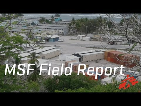 MSF Ordered to Abandon Refugees on Nauru
