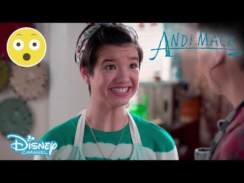 Andi Mack | SNEAK PEEK: Season 2 - Episode 39 First 5 Minutes | Disney Channel UK