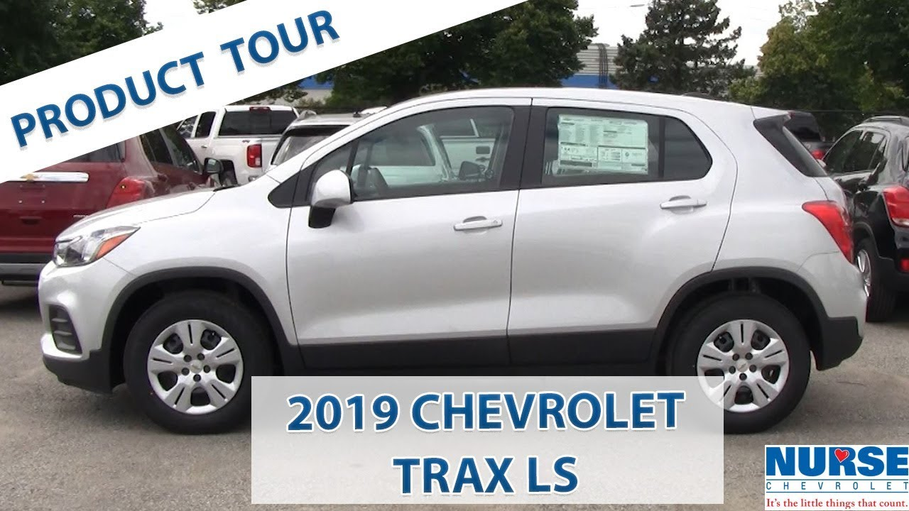 2019 Trax Ls Product Tour Youtube