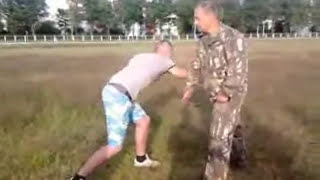 Бесконтактный бой (разоблачение)
