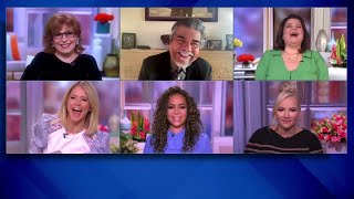 "George Lopez Reacts to Biden Presidency and Discusses Movie ""No Man's Land"" 