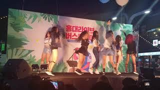 Video Dreamcatcher - Chase Me (Korea  Hongdae Busking Live )20170827 download MP3, 3GP, MP4, WEBM, AVI, FLV November 2017