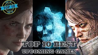 TOP 10 BEST Upcoming Games of 2019 & 2020 | Top 10 NEW Massive Upcoming Games of 2019 & 2020