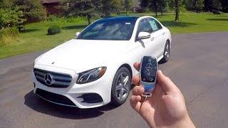 Mercedes Benz E-Class 2017 Videos