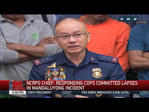 2 dead after Mandaluyong cops, watchmen shoot at wrong vehicle