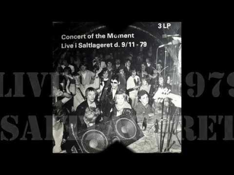 Usch - Live Saltlageret 1979 - Svensk Punk