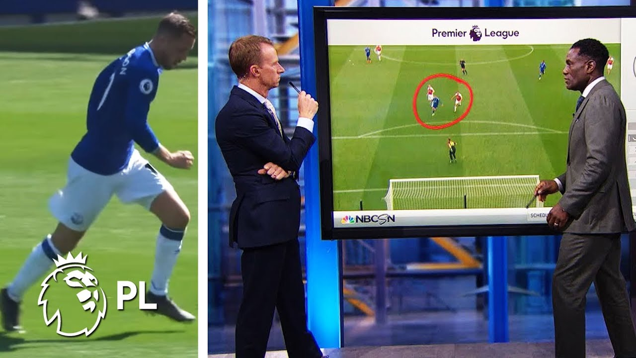Premier League Tactics Session: Arsenal's defensive struggles against Leicester City | NBC Sports