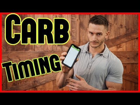 Best Time for Carbs | Carb Timing | How I Time My Carbs for Fat Loss (2018)