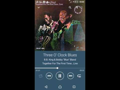 Three O'clock Blues Bb King And Bobby Bland
