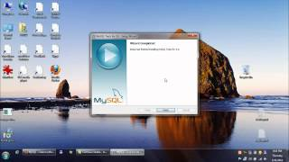 Downloading, installing and running MySQL GUI Tools