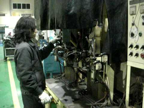 Indonesian welding engineer in korea