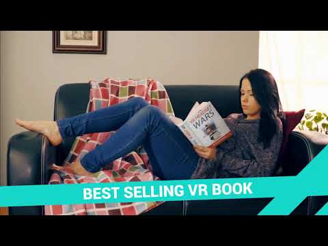 The Official Book: VR Headset Wars $19.99