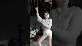 200802 [CHUNGHA/Chica] [클락지은/치카] 클락지은-Chica 치카 댄스팀클락-지은 클락 CLOCK @홍대걷고싶은거리클락(CLOCK)버스킹