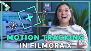 Motion Tracking In Filmora X!