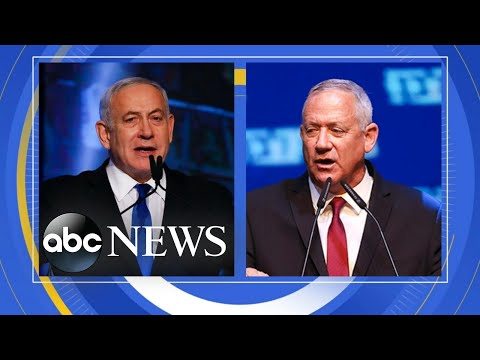 Benjamin Netanyahu may fall short in Israel election l ABC News