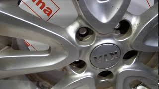 диск бу литой оригинальный KIA R 16 J6.5 5x114.3 - 0003746FAL1VID