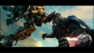 Transformers 5 (2017) Bumblebee vs Nemesis Prime (HD Latino)