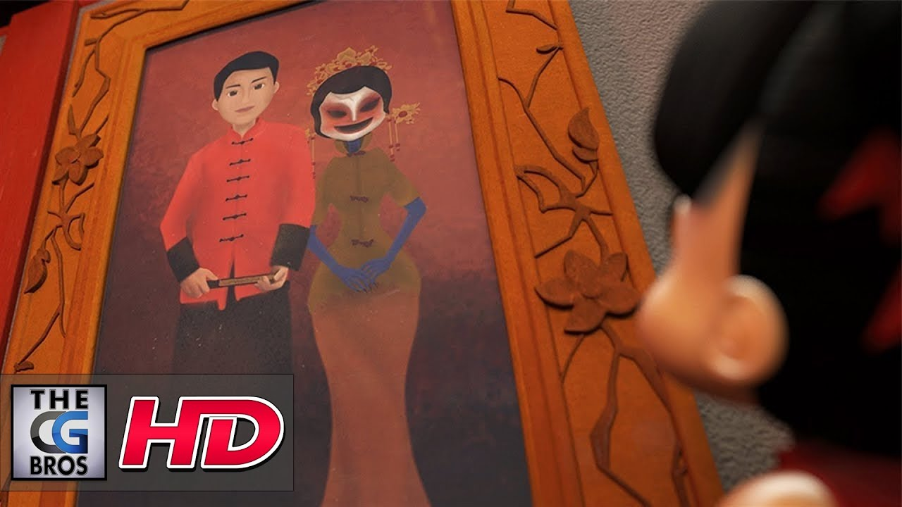 """Download CGI 3D Animated Short: """"Blossom"""" - by Seed Studio 