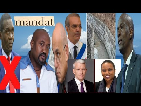 Download 03 aout Flash décision  abinader anpil mandat martine moise enrage  usa vaccination scoop