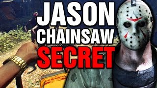 💀 Jason Voorhees 💀 Easter Egg Secret Chainsaw Weapon Location | Dead Island