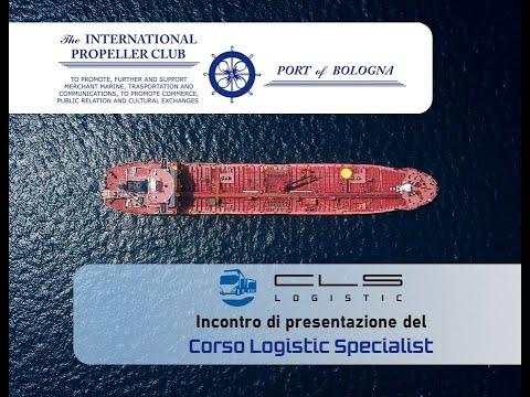 Incontro di Presentazione del Corso Logistic Specialist