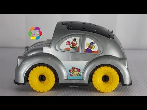 لعبة سيارة المفاجآت الفضية اجمل العاب الاطفال للبنات والاولاد Silver surprise car game toy