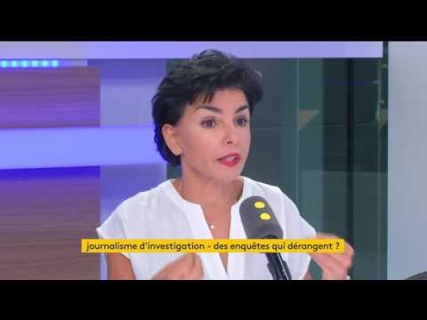 Rachida Dati réagit à son altercation avec Elise Lucet dans Cash Investigation