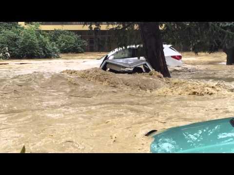 Потоп Сочи, Адлер, Гастелло, Чайсовхоз 25.06.2015