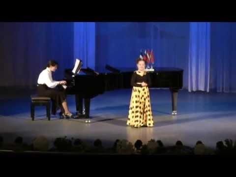 Перова Вероника, две Немецкие народные песни
