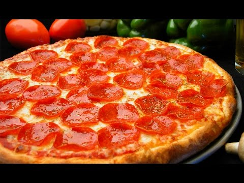 Step-By-Step How To Make Your Own: Pepperoni Pizza | Homemade Recipe