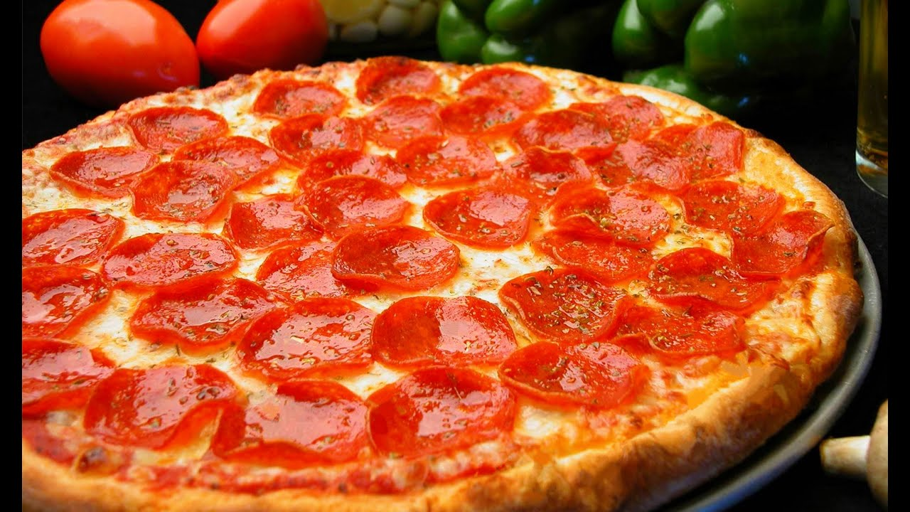 Step By How To Make Your Own Pepperoni Pizza