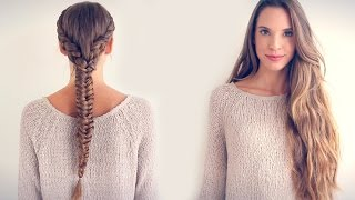 HOW TO GET LONG HEALTHY HAIR NATURALLY! (updated haircare routine) Thumbnail