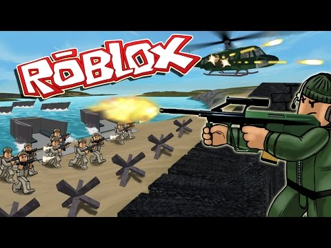 Roblox | ARMY FORT DEFENSE - Siege Wars! (Roblox War Game)