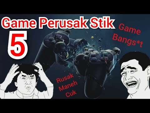 5 Game Legendaris Perusak Stik