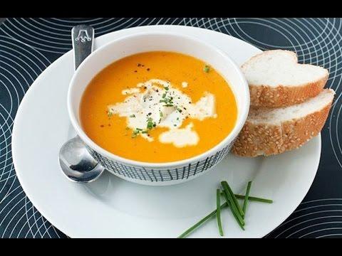 Суп - пюре из тыквы(диетический).