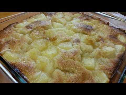 Pineapple Cobbler Recipe | Episode 181